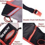 Triwonder Sac à dos Hydratation 5L Léger Deluxe Marathoner Course Running Hydration Vest de la marque image 4 produit