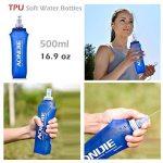 Triwonder Sac à dos Hydratation 5L Léger Deluxe Marathoner Course Running Hydration Vest de la marque image 6 produit