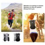 Triwonder Sac à dos Hydratation 5L Marathoner Running Race Gilet d'hydratation de la marque image 5 produit