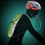 Tsing Sac à dos Vélo Sport d'hydratation étanche pour Randonnée Alpinisme Camping Escalade Cyclisme Moto 2L Bleu (Le sac d'eau non inclus) de la marque image 6 produit