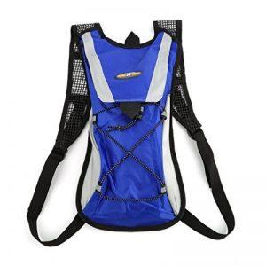 Tsing Sac à dos Vélo Sport d'hydratation étanche pour Randonnée Alpinisme Camping Escalade Cyclisme Moto 2L Bleu (Le sac d'eau non inclus) de la marque image 0 produit