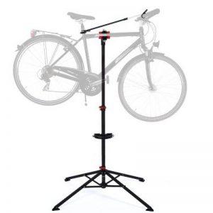 Ultrasport Support de montage pour vélos Expert, support robuste pour vélos, convient également pour les VTT – Stand de réparation pour les vélos ne dépassant pas 30 kg, avec des fonctions utiles pour la réparation des vélos de la marque image 0 produit