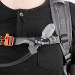 Unigear Sac à Dos d'Hydration avec une Poche à eau de 2L pour Cyclisme, Randonnée, Running et des Sport de Plein Air de la marque image 5 produit