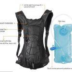 Unigear Sac à Dos d'Hydration avec une Poche à eau de 2L pour Cyclisme, Randonnée, Running et des Sport de Plein Air de la marque image 1 produit
