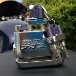 """""""Unpickable"""" antivol à 2 clés pour moto Scooter cyclomoteur Verrou de frein à disque de la marque image 3 produit"""