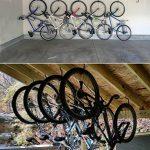 Vélo Crochets, Jekeno 10 Pieces Lourd Devoir Bicyclette Stockage Crochets Monté Crochet Définir pour Garage Stockage Chambre de la marque image 5 produit