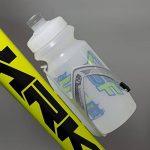 VeloChampion Evo Race Porte-bidon pour velo de route - Blanc pour velo de route ou VTT - White Bottle Cage de la marque image 4 produit