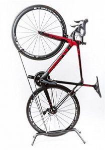 verticalement pour réparation Entretien Support de travail Cadre de stationnement Support pour vélo Shop Garage vertical de rangement pour vélo de la marque image 0 produit