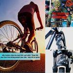 Vélo pluie Fender, haute Huality PE Matériau pliable Garde-boue Garde-boue, Bike Fender facile à installer, Garde-boue avant et arrière pour vélo de montagne VTT de la marque image 6 produit