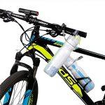 West Biking Sport Bouteille d'eau sans BPA étanche Cyclisme Gym Spray Bouteille d'eau avec paille Squeeze PE double paroi 500ml de la marque image 6 produit