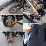 WINOMO Câble de Rappel d'antivol pour Bloque Disque Moto Vélo 1.2 M (Vert Clair) de la marque image 5 produit