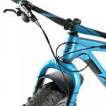 Zefal Deflector Lite Garde boue Noir Taille XL de la marque image 1 produit