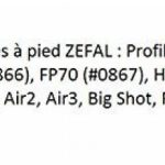 Zéfal Z Switch Raccord de pompe à pied Noir de la marque image 3 produit